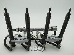 04l130277an ORIGINAL injecteurs Kit 4x INJECTEUR 1,6 TDI VW GOLF VII 7 FL