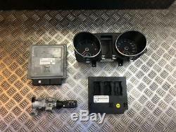 09-12 VW Golf Mk6 1.6 Tdi Diesel Manuel Moteur ECU Kit 03L906023MM