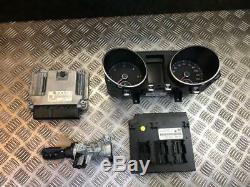 09-12 VW Golf Mk6 2.0 Tdi Diesel Auto Moteur ECU Kit 03l906018at/0281016404