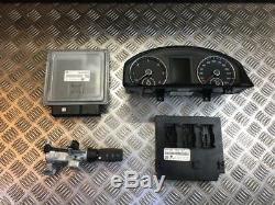 09-12 VW Golf Plus MK6 1.6 Tdi Diesel Manuel Moteur ECU Kit 03L906023DQ