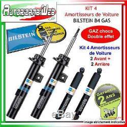 4 Amortisseurs BILSTEIN B4 VW GOLF IV (1J1) 1.9 TDI Kw 85 Ch 115