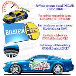 4 Amortisseurs BILSTEIN B4 VW GOLF V (1K1) 1.9 TDI Kw 77 Ch 105