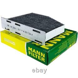 6L MANNOL 5W-30 Break LL+MANN-FILTER pour VW Caddy III Boîtier 1.9 TDI 4motion
