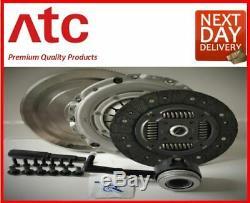 Audi A3 Kit D'em Brayage & Uni Volant Moteur 2.0 Tdi 03 To 2013 Bkd 8p1 8pa 16v