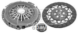 BORG & BECK Kit d'embrayage pour VAG A3, GOLF, 1.9TDI 105HP 04-08 HK2123