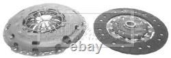 BORG & BECK Kit d'embrayage pour VAG A3, GOLF 2.0 TDI 2011- HK2600