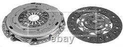 BORG & BECK Kit d'embrayage pour VAG A3, GOLF 2.0 TDI 2011- HK2601