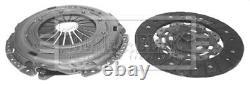 BORG & BECK Kit d'embrayage pour VAG A3, LEON, GOLF 1.9TDI HK2001