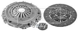 BORG & BECK Kit d'embrayage pour VAG LEON, GOLF 1.6TDI 11/10- HK2632
