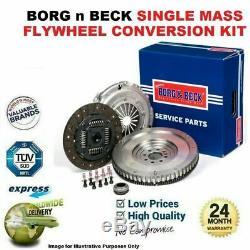 Borg N Beck Smf Kit Conversion pour VW Golf Plus 2.0 Tdi 2009-2013