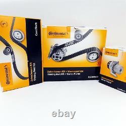 Contitech Courroie Compl. Pour Audi A3 A4 VW Golf V Passat 2.0TDI CT1051WP1