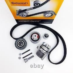 Contitech Courroie Pompe à Eau pour Audi A3 VW Golf V Bkd Bmn 2.0TDI 16v