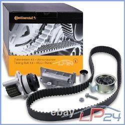 Contitech Kit De Distribution + Pompe Eau Vw Passat 3b 3bg 1.9 Tdi 98-02