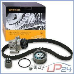 Contitech Kit De Distribution + Pompe Eau Vw Polo 9n 1.4 1.9 Tdi