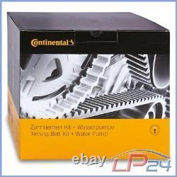 Contitech Kit De Distribution Skoda Superb 2 3t 2.0 Tdi 08-10