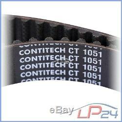 Contitech Kit De Distribution Vw Golf 5 Plus 5m 2.0 Tdi