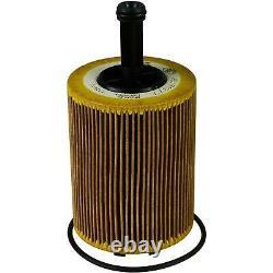 FILTRE DE KIT D'INSPECTION CASTROL 5 L HUILE 5W30 pour VW Touran 1T1 1T2 2.0 TDI