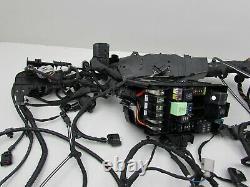 Faisceau Câbles Compartiment Moteur Kit 2,0 Tdi DSG Phares LED Rhd VW Golf 7