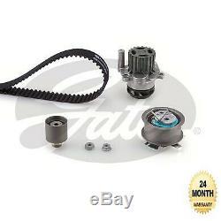 Gates Eau Pompe & Kit Courroie Distribution pour VW Golf V Variant 1.9TDi