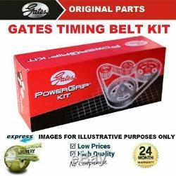 Gates Kit Courroie Distribution pour VW Golf Plus 2.0 Tdi 2009-2013