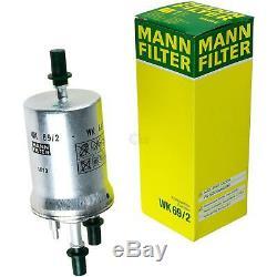Huile moteur 5L MANNOL Diesel Tdi 5W-30 + Mann-Filter VW Golf VI 5K1 1.6