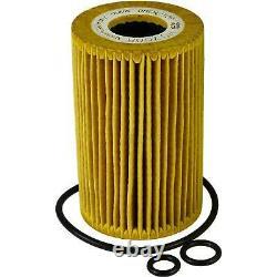 Huile moteur 5 L MANNOL 5W-30 Combi LL+MANN-FILTER Filtre Seat Leon 1P1 1.6 TDI