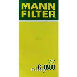 Huile moteur 5 L MANNOL Diesel TDI 5W-30+MANN-FILTER VW Golf Plus 5M1 521 1.4