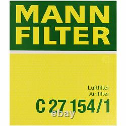 Huile moteur 6L MANNOL Diesel Tdi 5W-30 + Mann-Filter VW Golf III 1H1 2.8