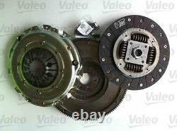 KIT EMBRAYAGE 4P + VOLANT MOTEUR VALEO VW BORA Break (1J6) 1.9 TDI 4motion 115ch