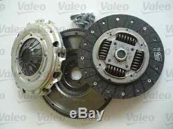 KIT EMBRAYAGE 4P + VOLANT MOTEUR VALEO VW GOLF 4 1,9TDI 130/150CV de 00 à 06/06