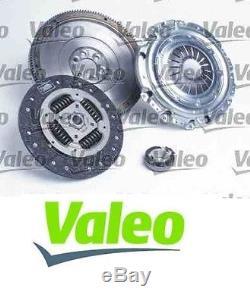 KIT EMBRAYAGE 4P + VOLANT MOTEUR VALEO VW GOLF IV 4 1.9 TDI 101ch