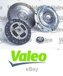 KIT EMBRAYAGE 4P + VOLANT MOTEUR VALEO VW NEW BEETLE (9C1, 1C1) 1.9 TDI 101ch