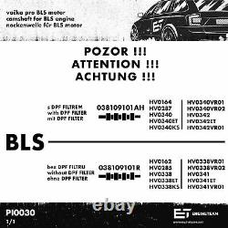 Kit Arbre à Cames Complet + Culbuteur VW Audi Skoda 2.0 Tdi Bmm 038109101AH
