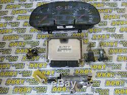Kit De Demarrage 1j0920805g 038906019df 0281010497 4b0905851 Vw Golf 4 1.9 Tdi