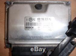 Kit De Demarrage Volkswagen Golf IV 1.9l Tdi 130
