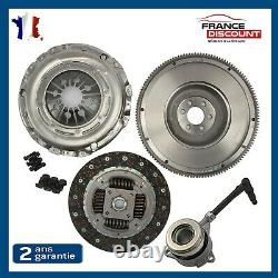 Kit Embrayage 4 Pieces Volant Moteur Butee Pour Ford Galaxy I 1.9 Tdi 90 115 CV