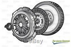 Kit Embrayage + Volant Moteur Rigide Vw Golf 5 Touran 1.9 Tdi 105 90 Idem 835035