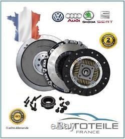 Kit Embrayage rigide VW POLO IV (9N) 1.9TDI 101ch de 10/2001 à 11/2009 826317