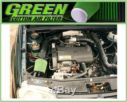 Kit air admission directe Green Volkswagen Golf 3 1,9L Tdi 90Cv 93-99
