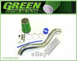 Kit air admission directe Speed R Green Volkswagen Golf 3 1,9L Tdi 110Cv 9