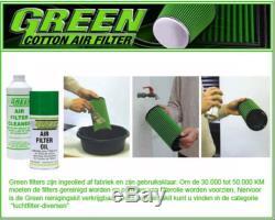 Kit air admission directe Speed R Green Volkswagen Golf 4 1,9L Tdi 90Cv 97-03