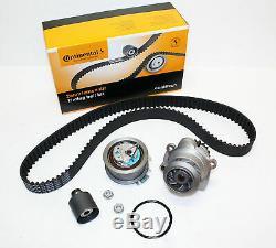 Kit courroie de distribution Pompe à Eau Contitech CT1028WP3 Audi A2 A3 1.9 TDI