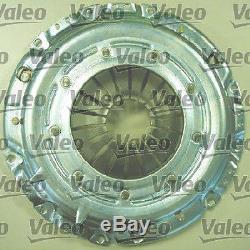 Kit d'Embrayage 3 Pcs VALEO VW GOLF IV (1J1) 1.9 TDI KW 74 HP 101
