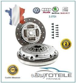 Kit d'embrayage rigide SEAT TOLEDO III (5P2) 2.0TDI de 04/2004 à 05/2009 835153