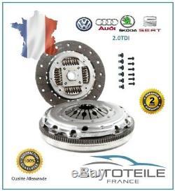 Kit d'embrayage rigide VW TOURAN 2.0TDI de 02/2003 à 05/2010 835153