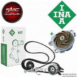 Kit de Distribution + Pompe à Eau INA AUDI A4 Avant (8K5, B8) 2.0 TDI KW 105