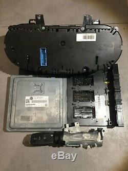 Kit de démarrage VW golf 6 1.6 TDI ECU 03L907425C DIESEL SIMOS PCR 2.1