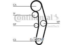 Kit de distribution+pompe à eau Seat Ibiza 1.9 TDI 1.4 TDI CONTITECH