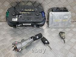 Kit démarrage Volkswagen Golf 4 IV 1.9Tdi 100ch 4X4 moteur ATD boite manue 6V