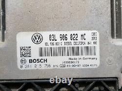Kit démarrage Volkswagen Golf 6 VI 2.0Tdi 110ch CBDC